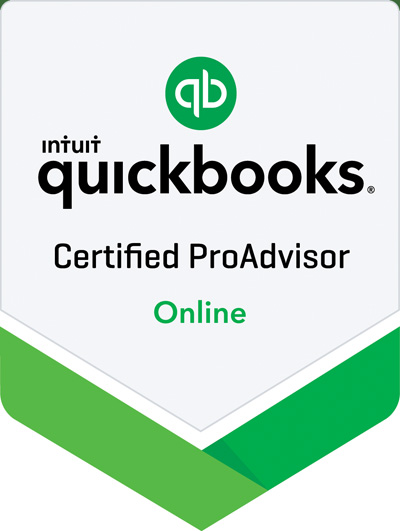 Quickbooks Core Certification logo